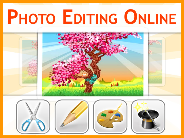Click on image to start online image editor